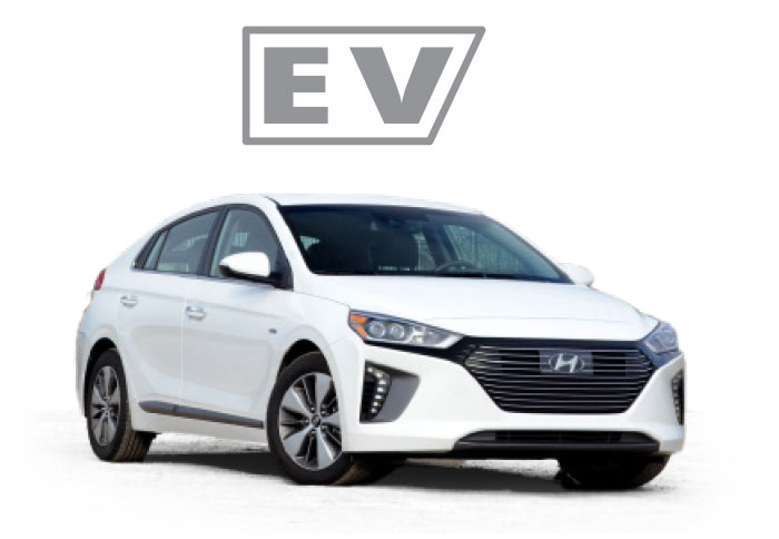 Search EV Vehicles at Abbotsford Hyundai